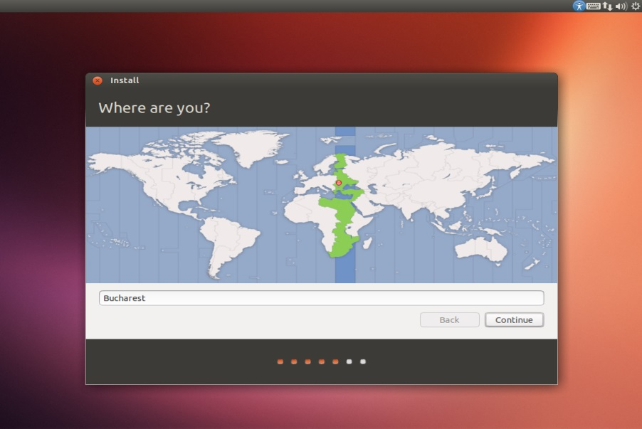 Ubuntu Where are you2