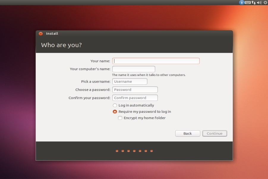 Ubuntu Who are you